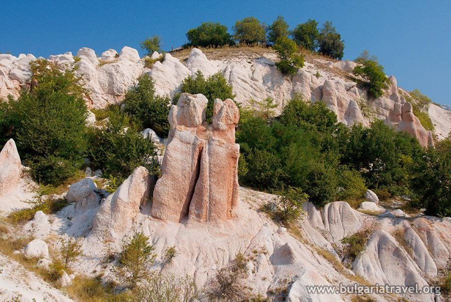Каменната сватба (Вкаменената сватба) – природна забележителност