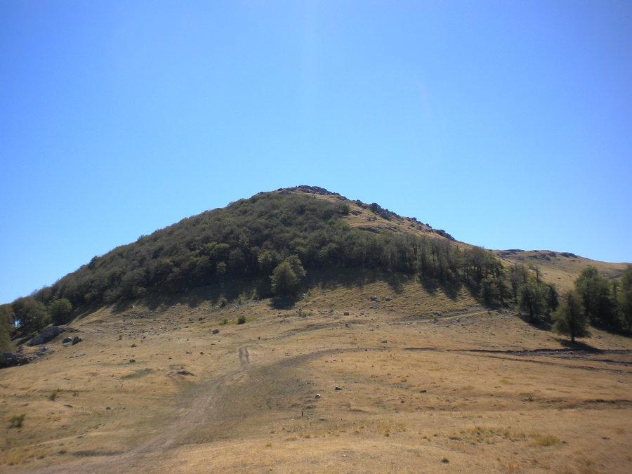 Връх Исполин - Стара планина