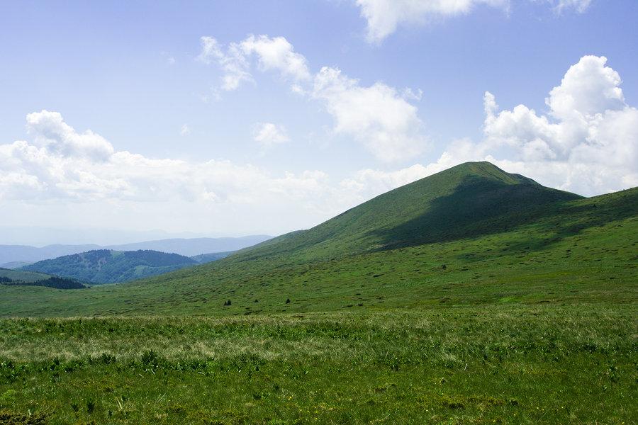 Връх Ком - Стара планина