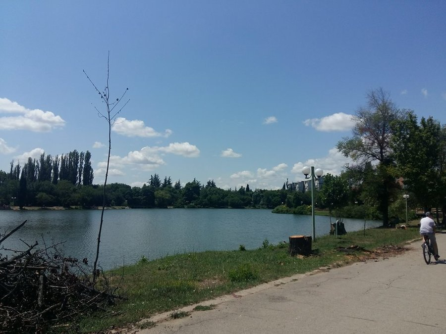 Езеро Загорка - Стара Загора