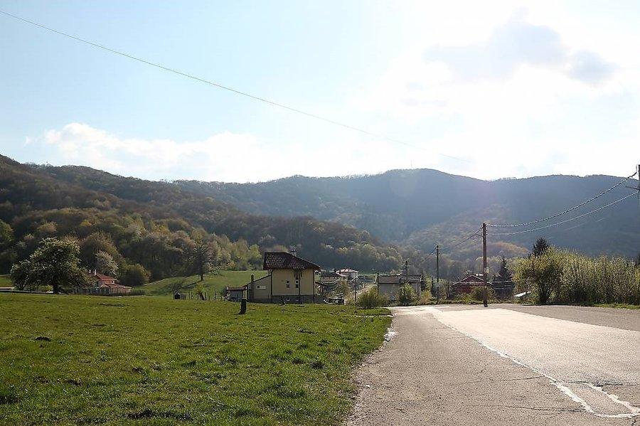 Местност Бонсови поляни Горна баня