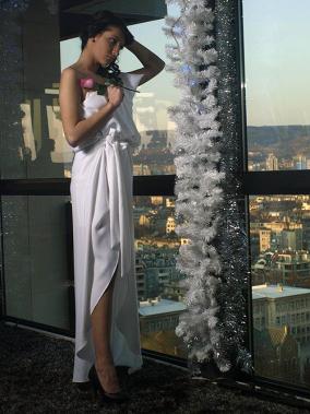 Ралица Чардаклиева с тоалет на модна къща List.