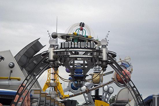 """Дисниленд"", Орландо - Tomorrowland."