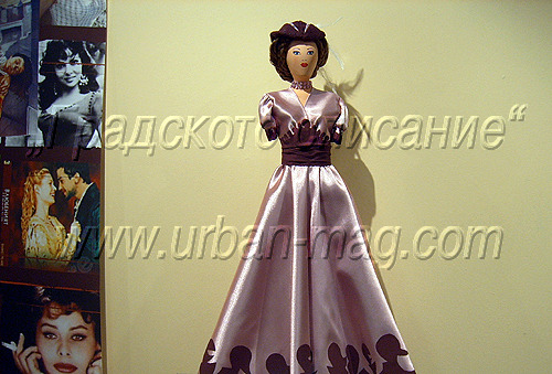 Бална рокля модел