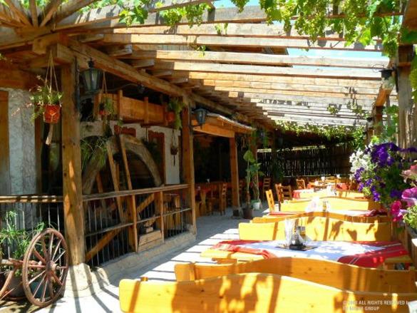 Ресторант Борисовата Воденица