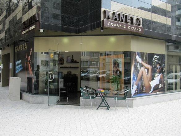 Соларно студио Канела