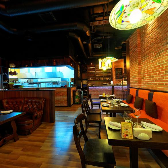 Ресторанти La Pastaria