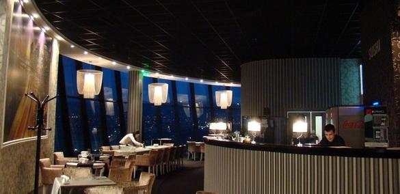Ресторант Magnito Sky