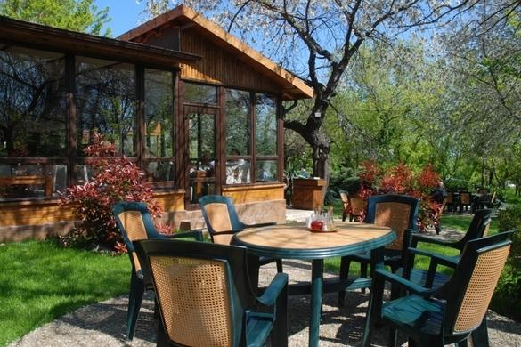 Ресторант БМ Градината