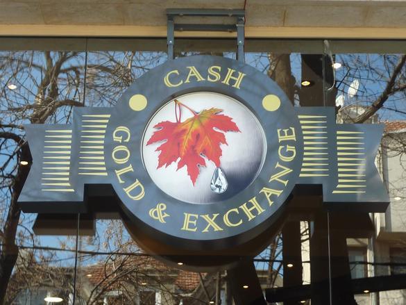 Cash GoldExchange Coins-Luxury