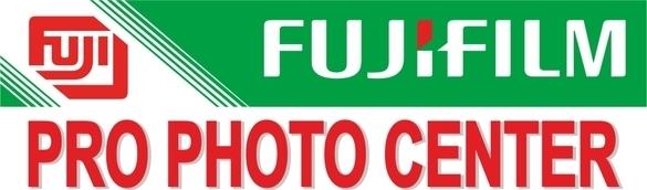 Fujifilm Pro Photo Center