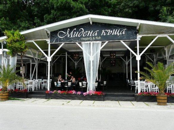 Ресторант Мидена къща