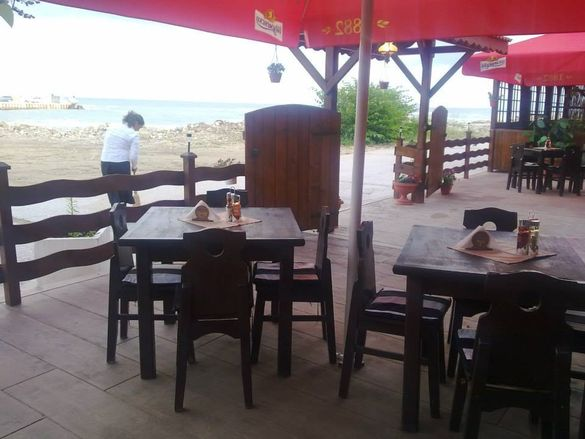 Рибен ресторант Морски блян