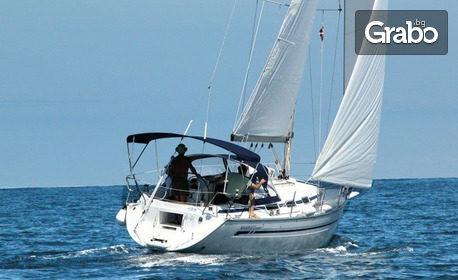 Ветроходна яхта Silvelore