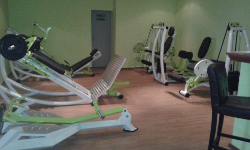 Фитнес зала Energym