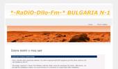 *-RaDiO-Dilo-Fm-*! BULGARIA N-1