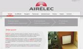 АИРЕЛЕК - френски електрически радиатори - лъчисти и конвекторни
