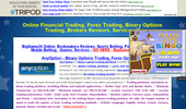 Online Financial Trading, Forex Trading, Binary Options Trading !!