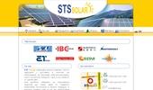 STS Solar AD доставка и монтаж на оборудване за слънчеви електроцентрали