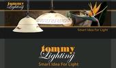 Tommy lighting - търговска марка осветителни тела на Viva