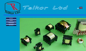 Телкор ООД - Производство на трансформатори, дросели