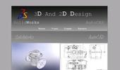 Чертане, 3D моделиране и проектиране. Работа с AutoCAD и SolidWorks