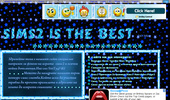 Уеб Сайт sims2-is-the-best.piczo.com