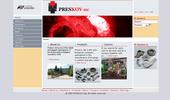 Пресков АД - производство на елементи от кован метал