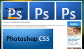 Photoshop cs5 my projects
