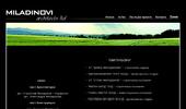 МИЛАДИНОВИ – строителна фирма и архитектурно студио