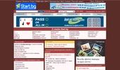 Електронни Медии Start.bg - Телевизии, радиостанции, агенции, списания, новини