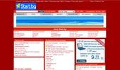 Уеб Хостинг Start.bg - хостинг за вашия сайт, домейни, .bg .com .net сървър...