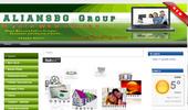 Aliansbg.com – Multi WEB portal