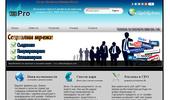 Изработка на уеб сайтове на най-ниски цени, уеб дизайн и интернет реклама WebPro