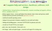 компютърни услуги,хардуер,софтуер,ъпгрейд,инсталация и преинсталация на ОС===