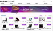 InteraCom - Лаптопи - online shop склад и за 24ч в цялата страна