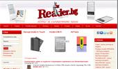 Reader.bg - всичко за електронните книги