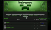 Minecraft The Creepers