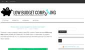 Low Budget Computing