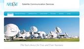 Artsat - сателитни комуникационни услуги