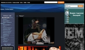 Един много добър сайт за един много добър изпълнител-Eminem! Няма да съжалявате!