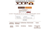 Medical search engine and free medical library УТРО