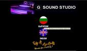 Импресарска агенция   G - SOUND STUDIO  -Пловдив