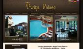 Луксозни апартаменти - Хотел Туинс Палас - Варна