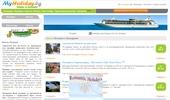 MyHoliday.bg - открий света - портал за ваканция и свободно време