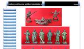 метални войници
