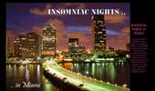 Insomniac Nights