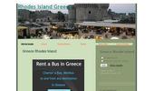 Greece Rhodes island