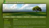 Ecosystem Services, Екосистемни услуги