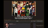 Наруто RPG и форум